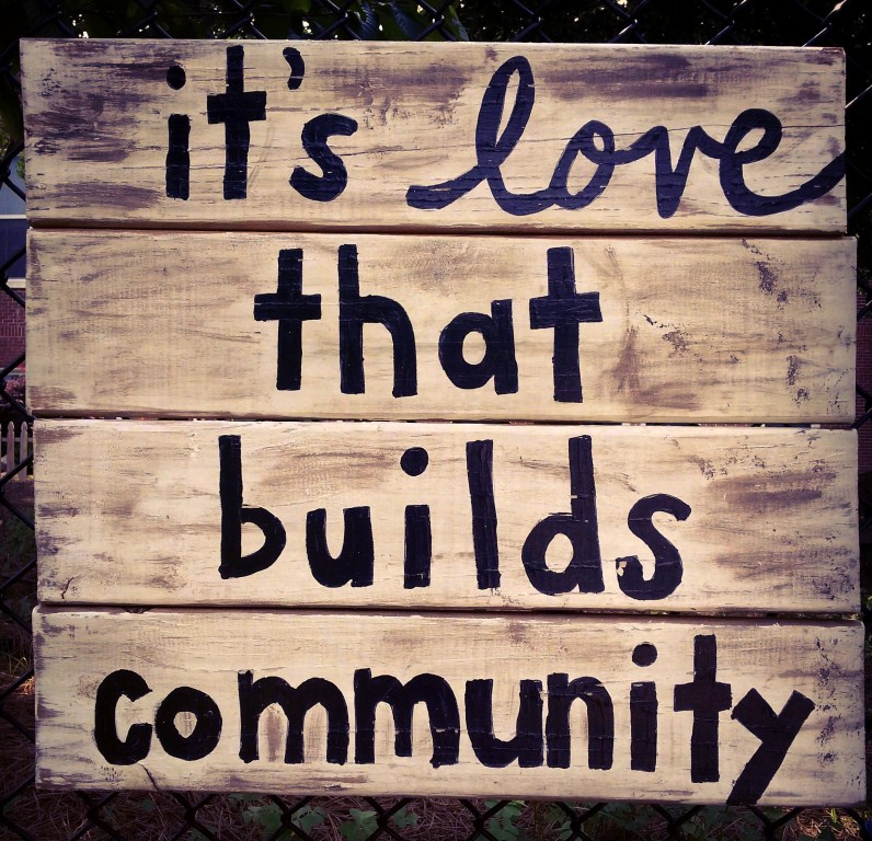 Image result for community of love