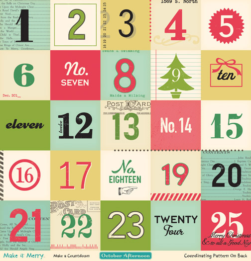 Advent Calendar Number Template | Search Results | Calendar 2015