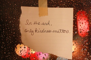 Give a kind word (Day 19 of #24DaysofGiving)