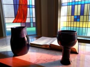Communion chapel