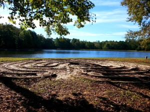 Labyrinth at Calvin Center, GA